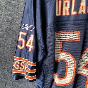 Original Chicago bears urlacher jersey